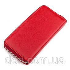 Кошелек женский яркий Красный, Красный, фото 2