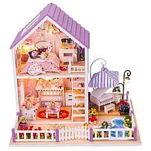 """3D Румбокс """"Дівочі мрії"""" - Ляльковий Дім Конструктор / DIY Doll House від CuteBee"""