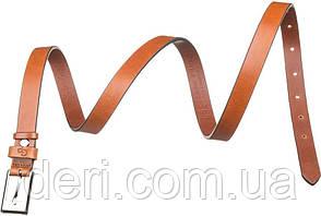 Ремень женский Grande Pelle 11073 Коричневый, Коричневый, фото 2