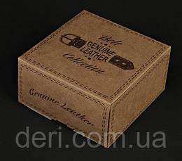 Ремень Grande Pelle 11053 кожа Коричневый, Коричневый, фото 3