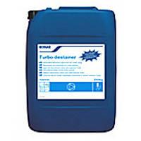 Профессиональный жидкий хлоросодержащий отбеливатель для белого белья Турбо Дистайнер (Turbo Destainer)