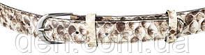 Ремень женский SNAKE LEATHER 18189 из натуральной кожи питона Разноцветный, Разноцветный, фото 2