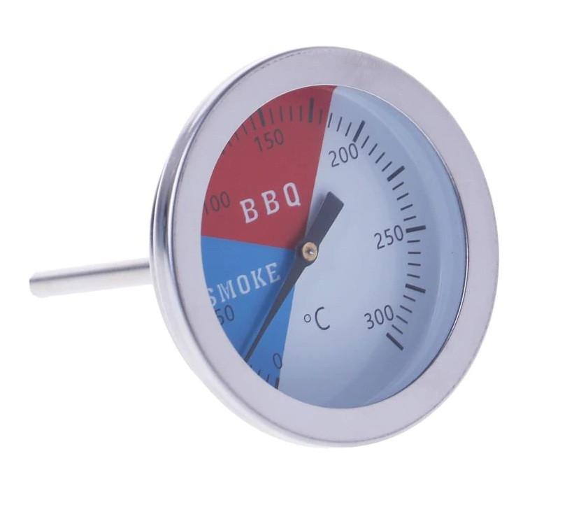 Термометр для коптильни  BBQ Т300 - 0- 300 С