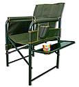 Кресло складное туристическое Ranger Guard (83х72х50см), зеленый, фото 3