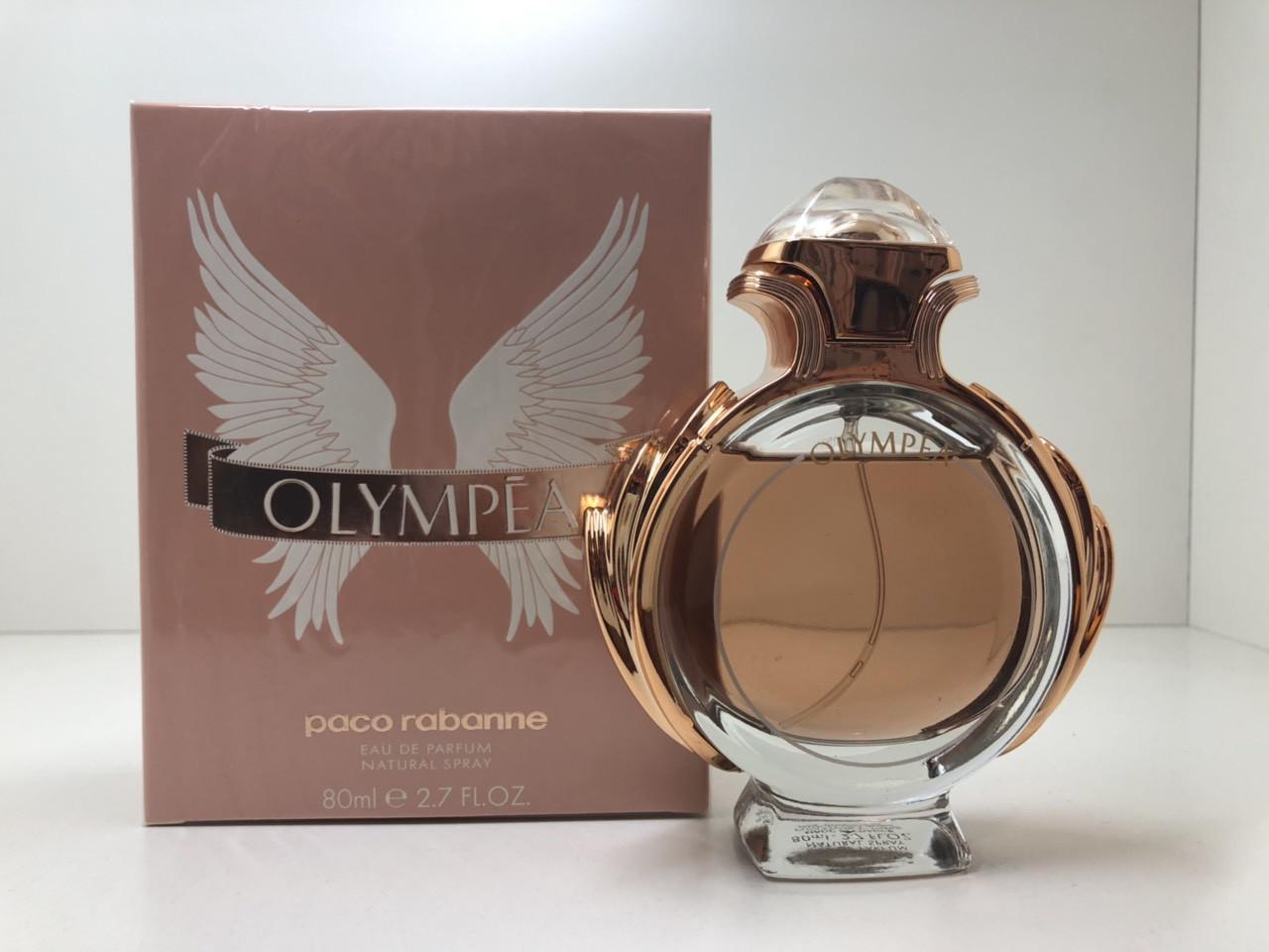 Жіноча парфумована вода Paco Rabanne Olympea (Пако Рабан Олимпея) 80 мл