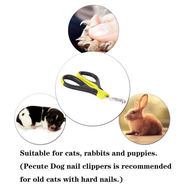 Когтерез для котів та інших дрібних тварин професійний