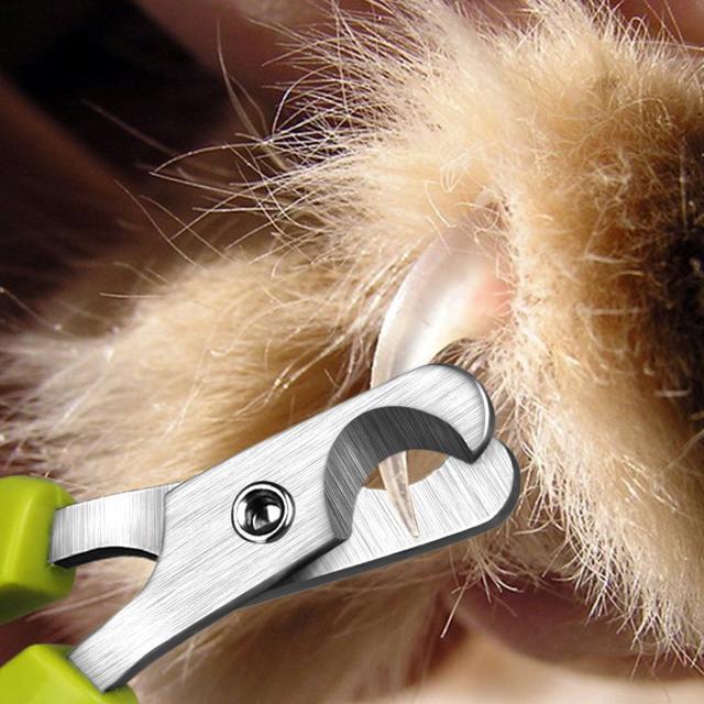 Когтерез для кошек и других мелких животных профессиональный