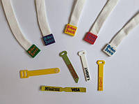 Резиновые наконечники на шнурки оптом, фото 1
