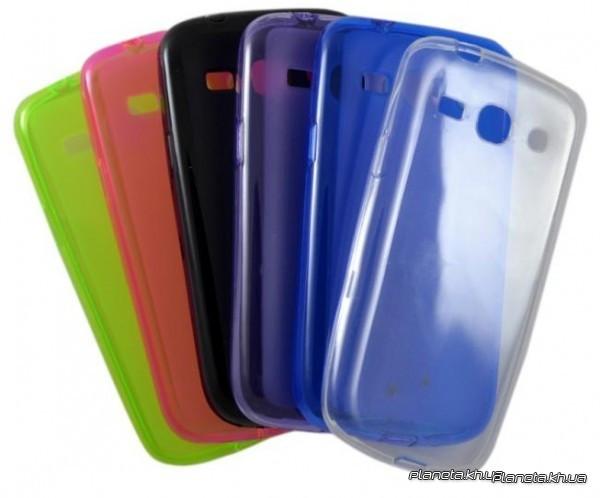 NN силиконовая накладка для Samsung Galaxy S6 Edge G925F Clear