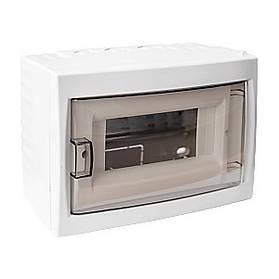 Бокс на 8 автоматов, наружный, с дверцей, BYLECTRICA (02-57-05) шт.
