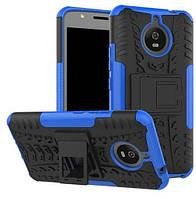 Чехол Armor Case для Motorola Moto E4 Plus XT1771 Синий, фото 1