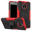 Чехол Armor Case для Motorola Moto E4 Plus XT1771 Красный