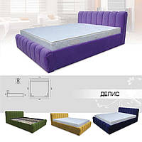 Ліжко Деліс, фото 1
