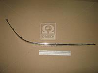 Молдинг бампера переднего правый МЕРСЕДЕС W220 2002-05 (пр-во TEMPEST)