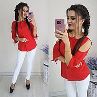 Блуза из софта женская (ПОШТУЧНО), фото 1