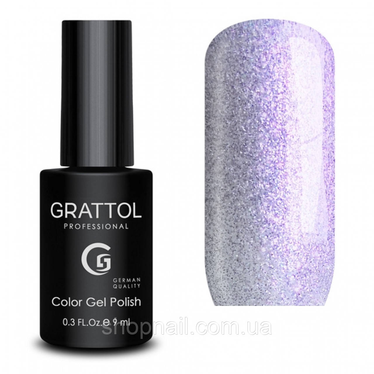 01 Grattol Gel polish Quartz