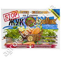 Инсектицид Стоп жук 3 мл + Агромикс 10 мл