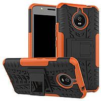 Чехол Armor Case для Motorola Moto E4 Plus XT1771 Оранжевый
