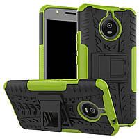 Чехол Armor Case для Motorola Moto E4 Plus XT1771 Лайм