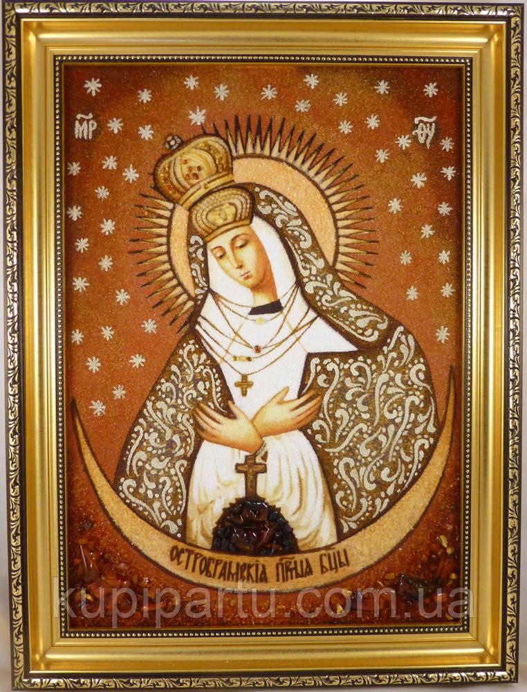 Остробрамская і-151 Икона Божией Матери Гранд Презент 30*40
