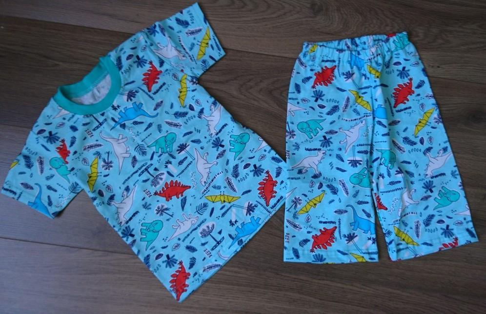 Пижама на лето мальчику