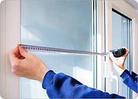 Замена стеклопакетов в окне
