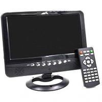 Портативный TV 901 / 911| Монитор 9,5 дюйма| Есть USB+SD + БАТАРЕЯ