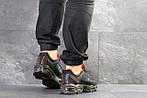 Мужские кроссовки Nike Air Max (черно-красные), фото 2