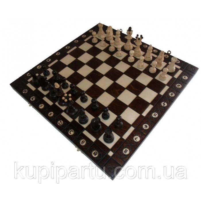 Шахматы резные СЕНАТОР 420*420 мм СН 125