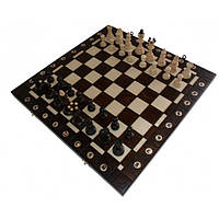 Шахматы резные СЕНАТОР 420*420 мм СН 125, фото 1
