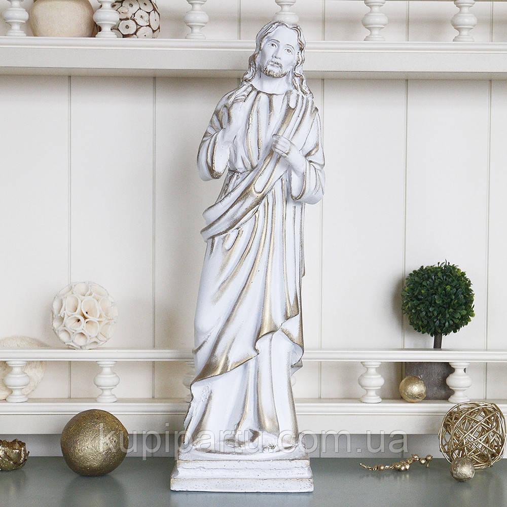 Иисус  41 см Гранд Презент СП510 -2 золото