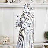 Иисус  41 см Гранд Презент СП510 -2 золото, фото 4