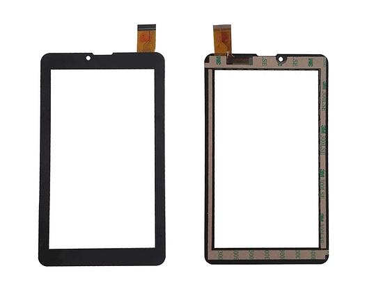 Тачскрин TeXet NaviPad TМ-7049 3G Черный, фото 2
