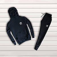 Спортивный костюм (худи+штаны), спортивний костюм Adidas S1004, Реплика