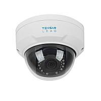 IP-видеокамера купольная Tecsar Lead IPD-L-4M30F-SDSF6-poe 2,8 mm, фото 1