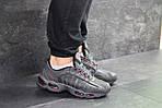 Мужские кроссовки Nike Air Max (серые), фото 3