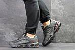 Мужские кроссовки Nike Air Max (серые), фото 4