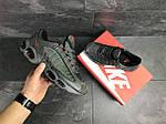 Мужские кроссовки Nike Air Max (серые), фото 5