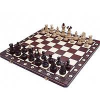 Шахматы деревянные АМБАСАДОР 550*550 мм СН 128, фото 1