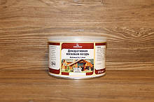 Масляная морилка с воском, махагон (62), Holzwachs Lasur 375 мл., Borma Wachs