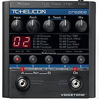 Вокальный мультипроцессор TC-Helicon VoiceTone Create