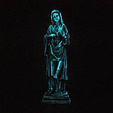 Дева Мария светящаяся 38 см Гранд Презент СП509-4 св, фото 3