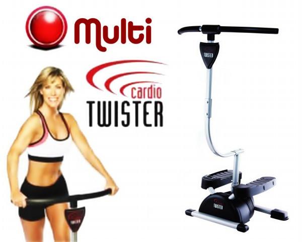 Кардио Твистер тренажер степпер Cardio Twister