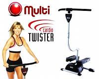 Кардио Твистер тренажер степпер Cardio Twister, фото 1