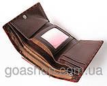 Кошелек женский кожаный. Стильный кошелёк. Женские кошельки кожаные. Купить женские кошельки., фото 4