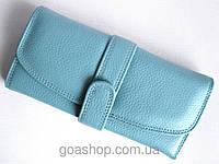 Кошелек женский кожаный. Стильный кошелёк для женщин. Женские кошельки кожа., фото 1
