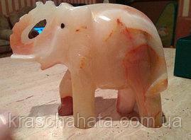 Слон, оникс,12х8,5 см, Оригинальные подарки, Днепропетровск