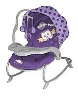 Детское кресло-качалка DREAM TIME Violet baby Owl