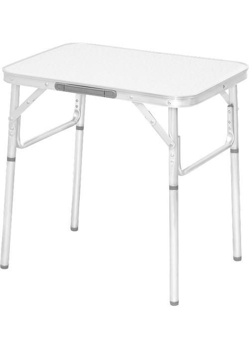 Компактный складной стол для пикника алюминиевый Camping PALISAD 60х45 см