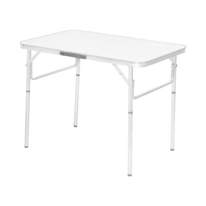 Компактный складной стол для пикника алюминиевый Camping PALISAD 90х60 см